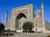 Lambini Sandro: Madrasa Ulugh Beg Samarcanda Uzbekistan